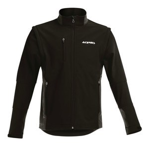 Veste enduro MX ONE 1 BLACK 2020 Noir