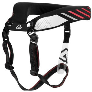 Protection cervicale STABILIZING COLLAR 2.0 BLACK RED 2021 Gris/Noir/Rouge