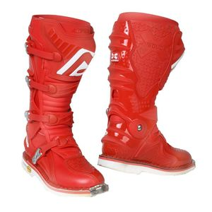 Bottes Cross Acerbis X-move 2.0 - Rouge - 2019