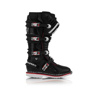 Bottes cross X-MOVE 2.0 BLACK 2020 Noir