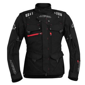 Veste enduro ADVENTURE - 2019 Noir