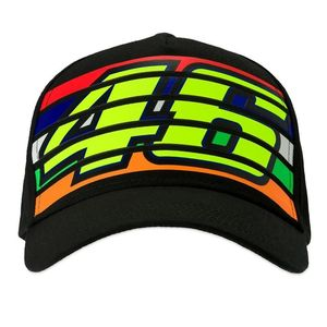 Casquette VALENTINO ROSSI STRIPES CO  Black