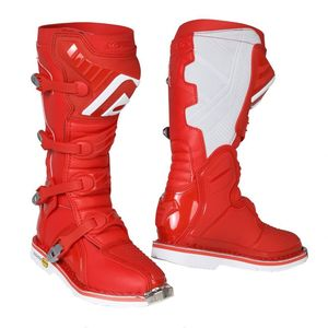 Bottes cross X-PRO V RED 2020 Rouge