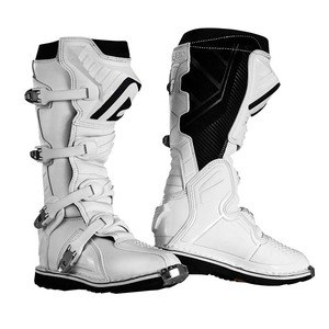 Bottes cross X-PRO V WHITE 2020 Blanc