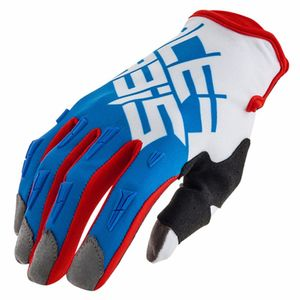 Gants Cross Acerbis Mx X2 - Rouge Bleu - 2018