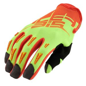 Gants Cross Acerbis Mx X-k - Jaune/orange- Enfant - 2019