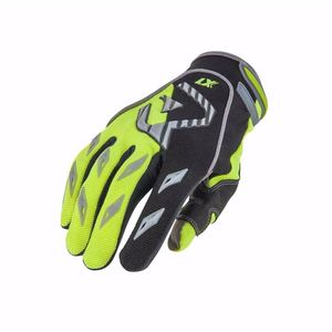 Gants Cross Acerbis Mx Kid - Jaune Fluo / Noir - 2018