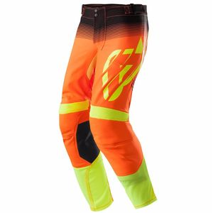 Pantalon Cross Acerbis X-flex - Orange Fluo / Noir - 2017
