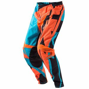 Pantalon Cross Acerbis Profile - Orange / Bleu - 2017