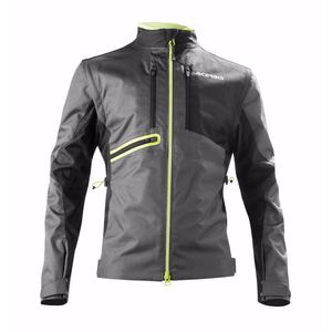 Veste enduro ENDURO ONE BLACK FLUO YELLOW 2020 Noir/Jaune fluo