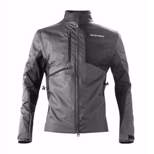 Veste enduro ENDURO ONE BLACK GREY 2020 Noir/Gris