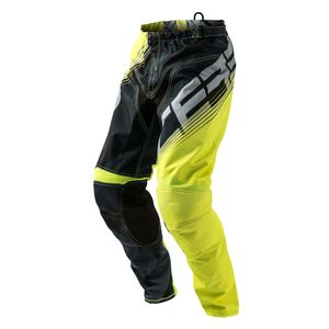 Pantalon cross FLASHOVER KID -   Jaune/Noir