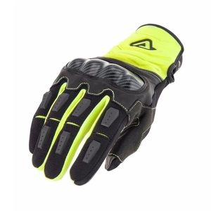 Gants cross Acerbis CARBON G 3.0 FLUO YELLOW BLACK 2020