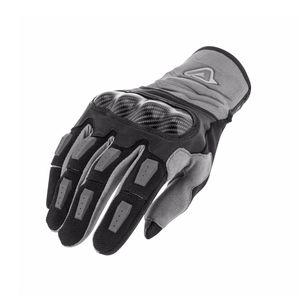 Gants cross Acerbis CARBON G 3.0 BLACK GREY 2020