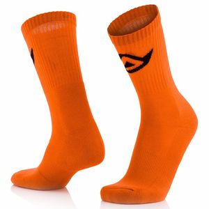 Chaussettes COTTON  Orange