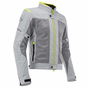Blouson RAMSEY MY VENTED 2.0  Gris/Jaune fluo