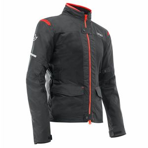 Veste RAMSEY MY VENTED 2.0 - LONG  Rouge