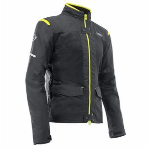 Veste RAMSEY MY VENTED 2.0 - LONG  Noir/Jaune