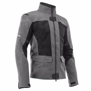 Veste RAMSEY MY VENTED 2.0 - LONG  Noir/Gris