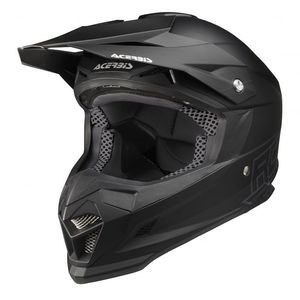 Casque Cross Acerbis Profile 4 - Noir Mat - 2019