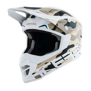 Casque Cross Acerbis Profile 4 -camouflage- 2019