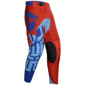 Pantalon cross LTD SEIYA -ROUGE/BLEU- 2019 Rouge/bleu