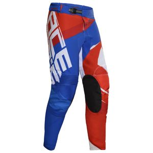 Pantalon cross LTD SHUN-ROUGE/BLEU- 2019 Rouge/bleu