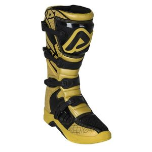 Bottes Cross Acerbis X-team - Or/noir - 2019