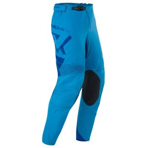 Pantalon cross LTD THUNDER -BLEU/ORANGE- 2019 Bleu/Orange