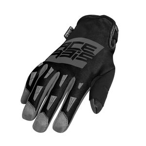 Gants cross MX WP - GRIS/NOIR- 2019 Gris/Noir