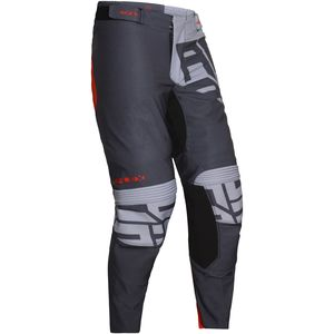Pantalon cross X-FLEX BLACKFIRE - NOIR/GRIS - 2019 Noir/Gris