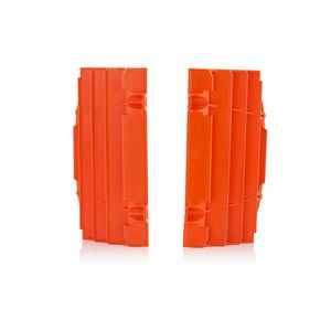 Protection de radiateur ORANGE  KTM Orange 2016