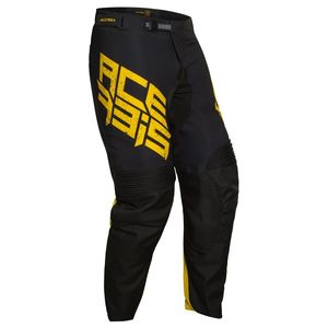 Pantalon Cross Acerbis Ltd Caspian -noir/jaune- 2019