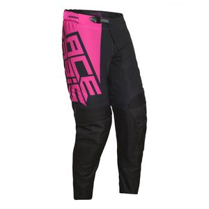 Pantalon cross LTD SKYCLAD -NOIR/ROSE- 2019 Noir/Rose