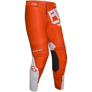 Pantalon cross X-FLEX ANDROMEDA - ORANGE/BLANC- 2019 Orange/Blanc