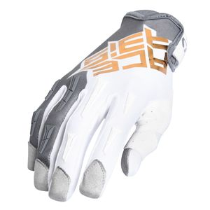 Gants Cross Acerbis Mx X-p - Gris/or- 2019