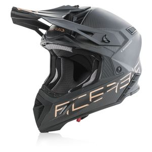 Casque cross STEEL CARBON 2020 Carbone