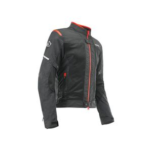 Veste RAMSEY MY VENTED 2.0  Noir/Rouge