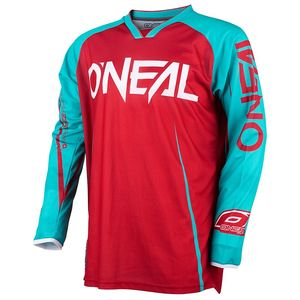 Maillot Cross O'neal Mayhem Blocker Rouge Bleu 2017
