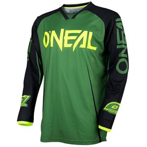 Maillot Cross O'neal Mayhem Blocker Army Vert Noir 2017
