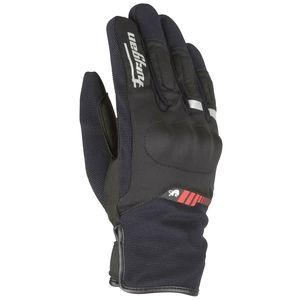 Gants JET ALL SEASON  Noir/Rouge