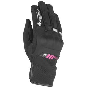 Gants JET ALL SEASON LADY  Noir/Rose