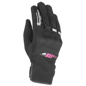 Gants JET LADY ALL SEASONS  Noir/Rose