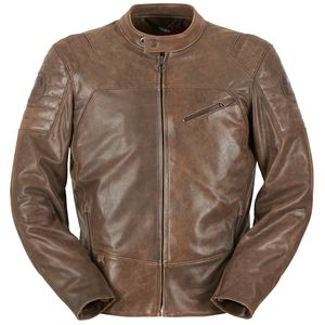 Blouson BRODY  Marron Rusted