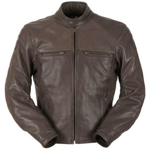 Blouson VINCE HUNT  Marron