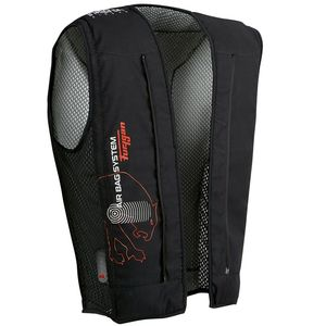 Gilet Airbag FURY AIR BAG SYSTEM  Noir