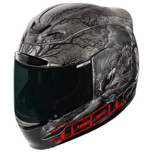Casque Icon Airmada - Thriller