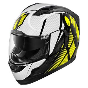 Casque Icon Alliance Gt - Primary Hiviz