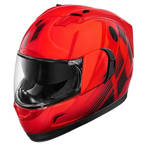 Casque ALLIANCE GT - PRIMARY COLORS  Rouge