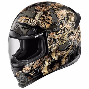 Casque Icon Airframe Pro - Cottonmouth